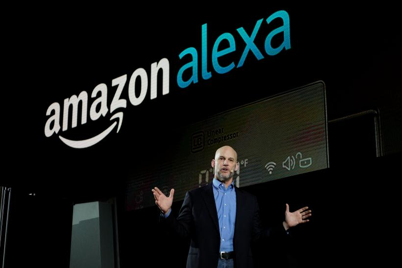 Amazon Alexa smartphone