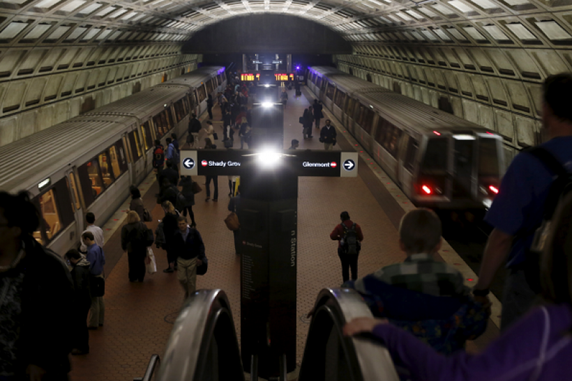 Be aware of metrorail closures and schedule changes on Inauguration Day.