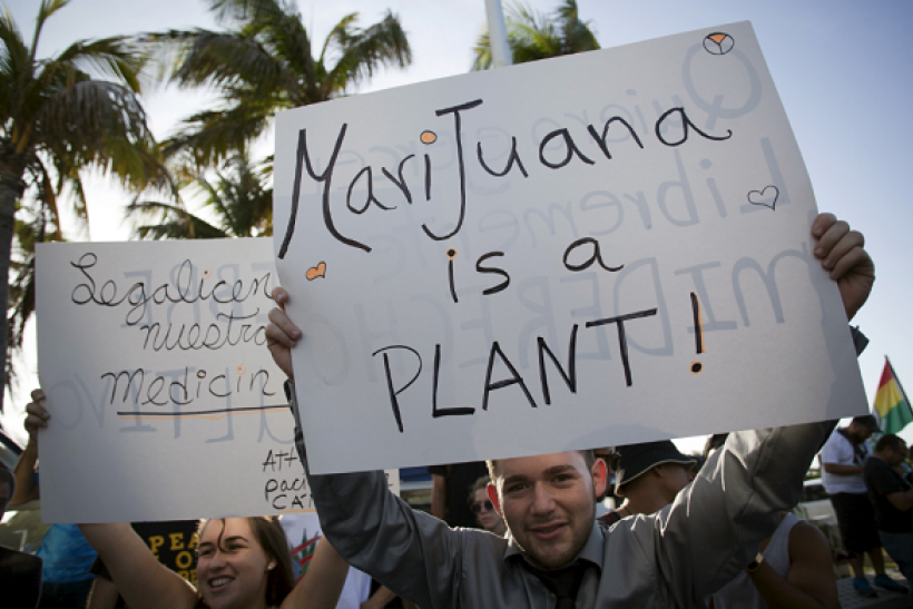These states are considering making changes to marjiuana laws.
