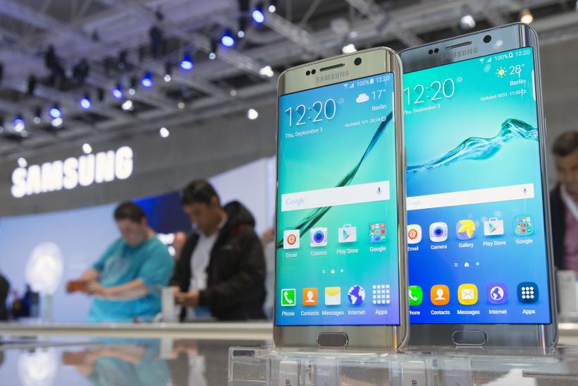 Samsung Galaxy S6 Android Nougat Update