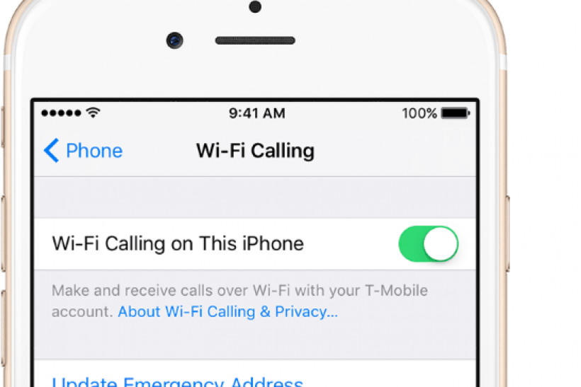 iphone wifi calling verizon verizon wi fi calling on other icloud devices coming with 6735