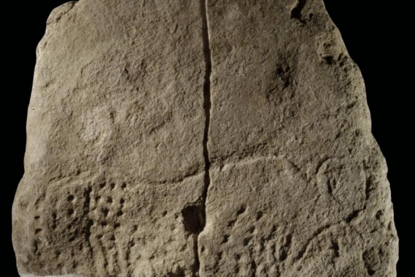 38,000-Year-Old Cave Art Found On Limestone Slab In French Cave Sheds Light On Early Human Life