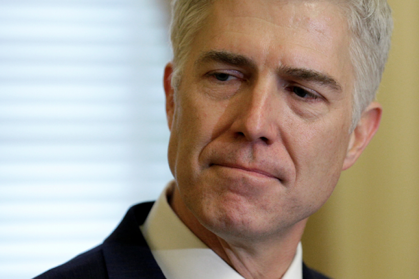 Neil Gorsuch may be from Colorado, but that doesn't necessarily mean he's pro legal marijuana.