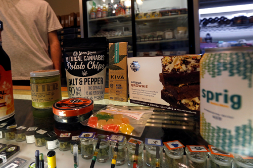 Branded marijuana products saw a huge increase in 2016.