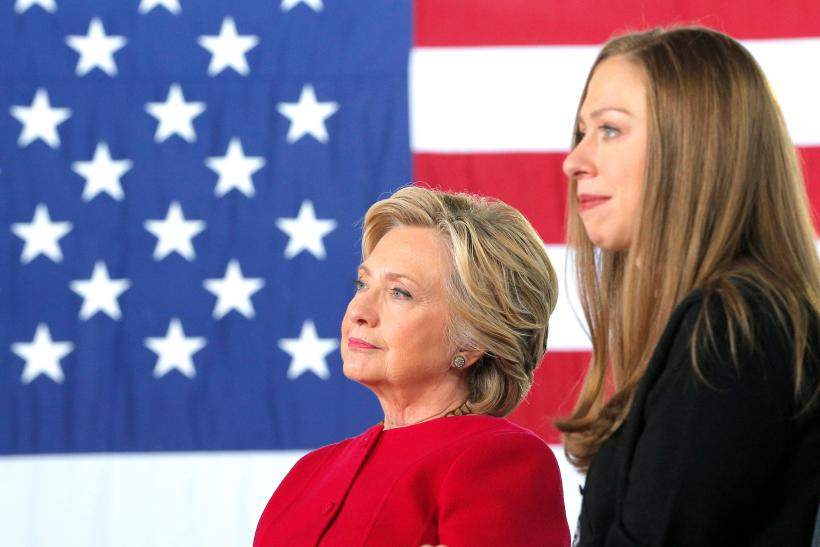 Chelsea Clinton For President? Former First Daughter Could Enter New York Senate Race In 2020 ...