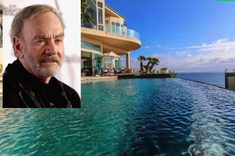Neil Diamond Buys Malibu Beach House For 7 25m
