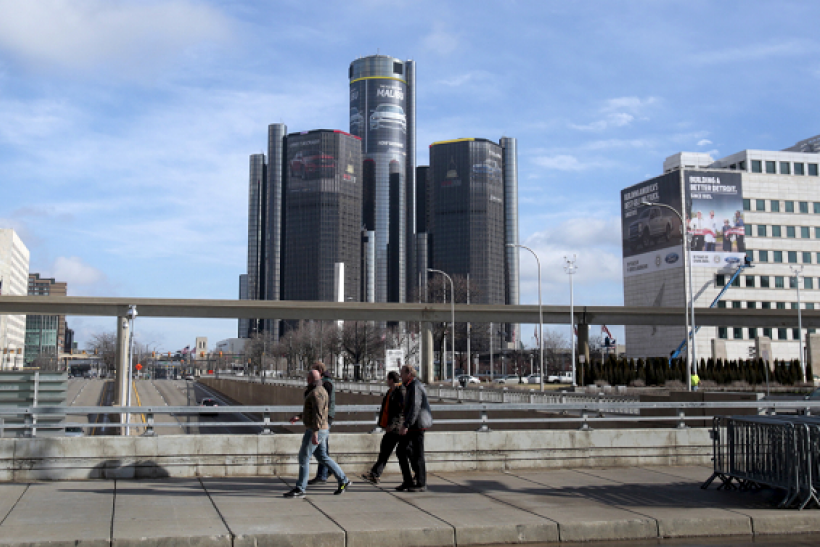 Detroit named the unhealthiest city in the United States.