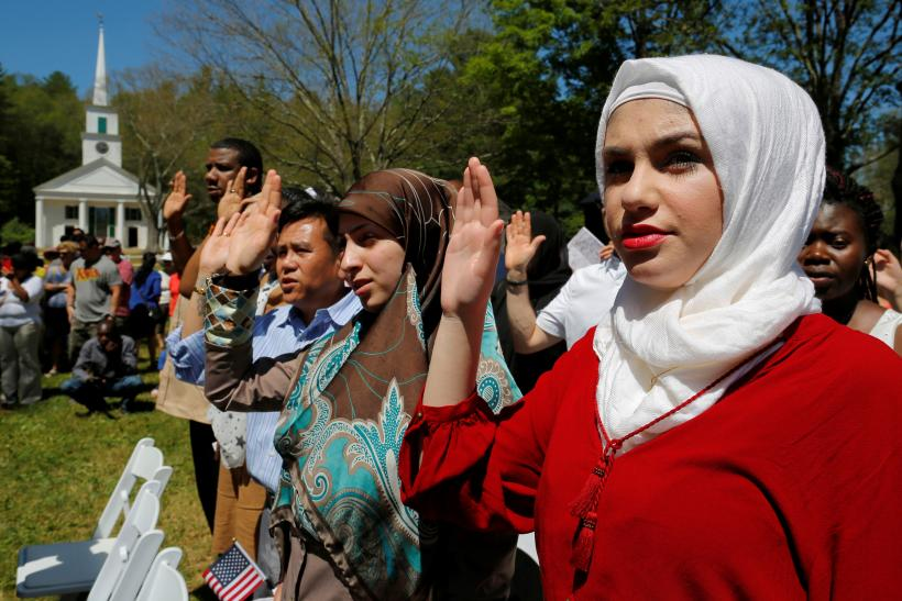 Refugees Becoming Citizens