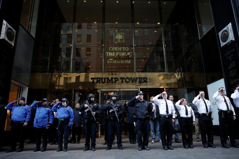 NYPD Trump Tower