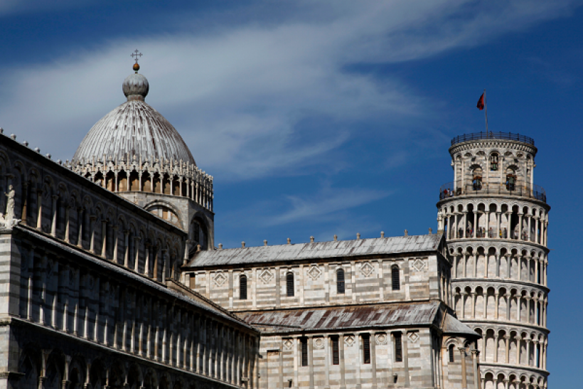 The Leaning Tower of Pisa may not be the biggest attraction in Pisa, Italy for long.