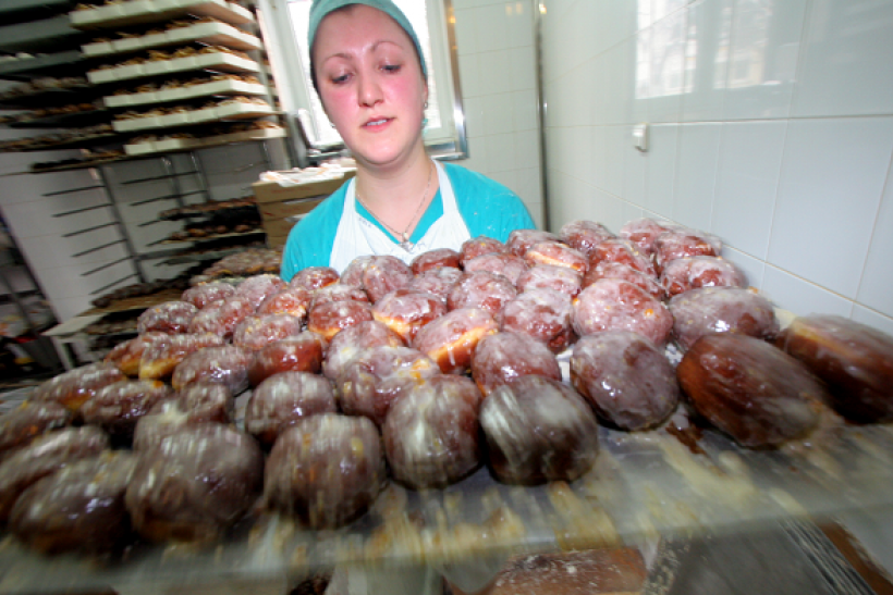 Celebrate Fat Tuesday by indulging in a few paczkis.