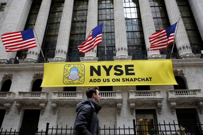 How Much Will Snapchats Stock Cost Ipo Share Price Could Be