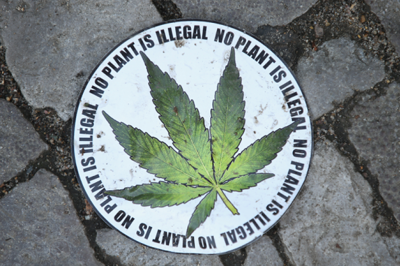 These are the states that do no offer legal marijuana in any cop