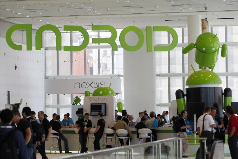 Google delivers a standing O of an Android preview for devs