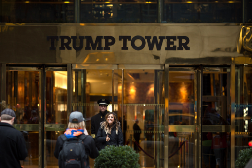 Trump Tower used to be listed on Airbnb.