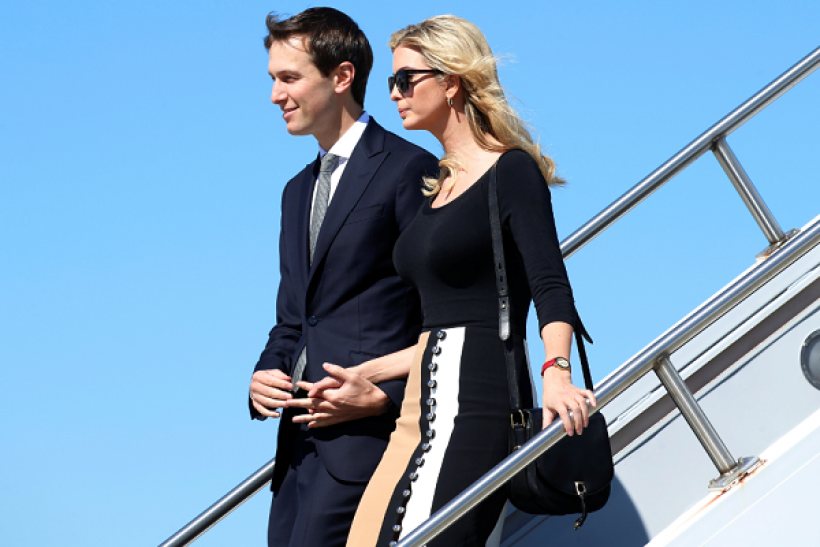 Ivanka Trump's D.C. home is owned by a Chilean billionaire