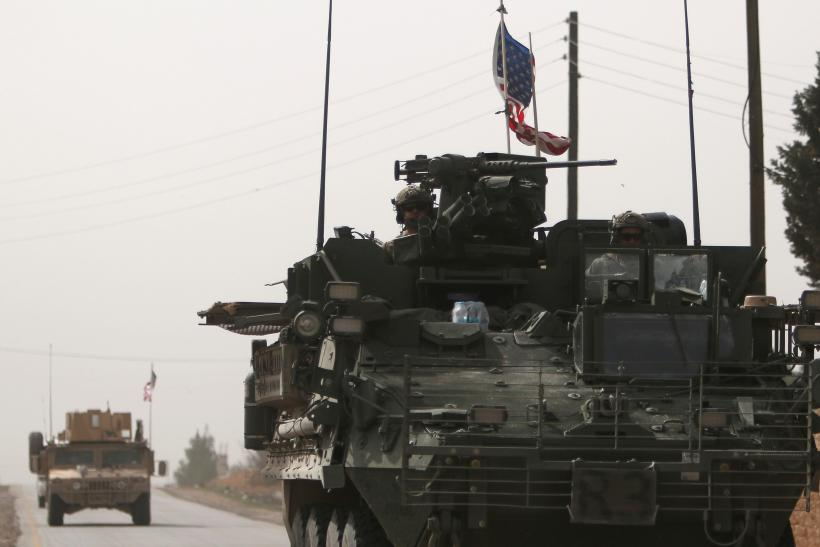 US Military Power: Can Washington Defeat ISIS Before Russia, Turkey?