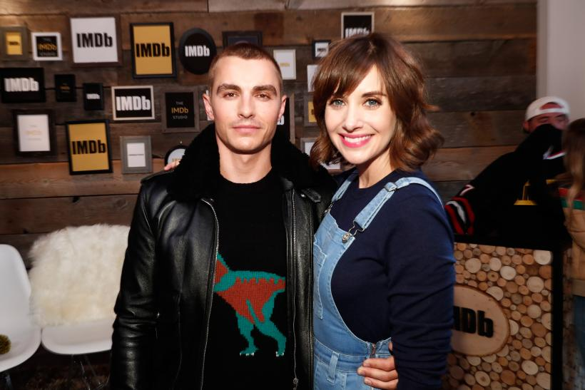 Alison Brie And Dave Franco Wedding.Dave Franco Alison Brie Marriage Pictures Of Actors That Are