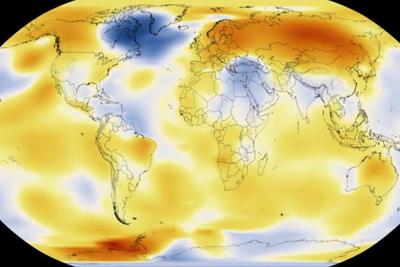 Humans Earth's Only Hope: Societal Changes Key To Controlling Rising Temperatures