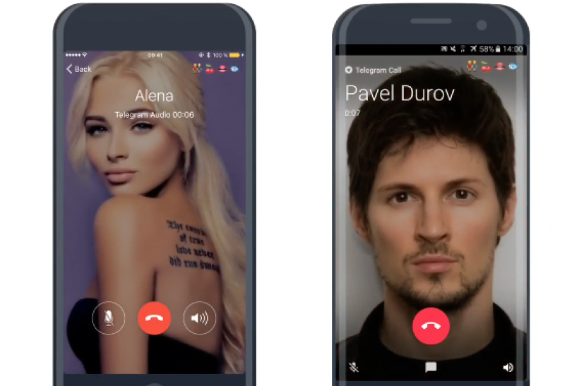 Telegram introduces voice call feature on its app.