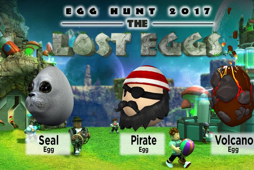 Roblox Egg Hunt 2017 Leaked Eggs Gear Dates Everything We Know