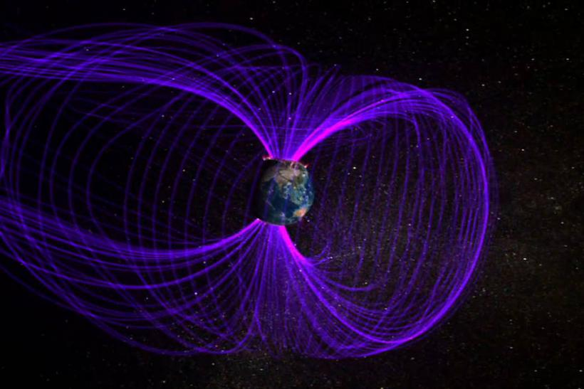Earth magnetosphere