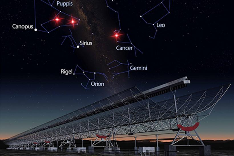 Astronomers Discover Three New Fast Radio Bursts; Observations Suggest Extragalactic Point Of Origin