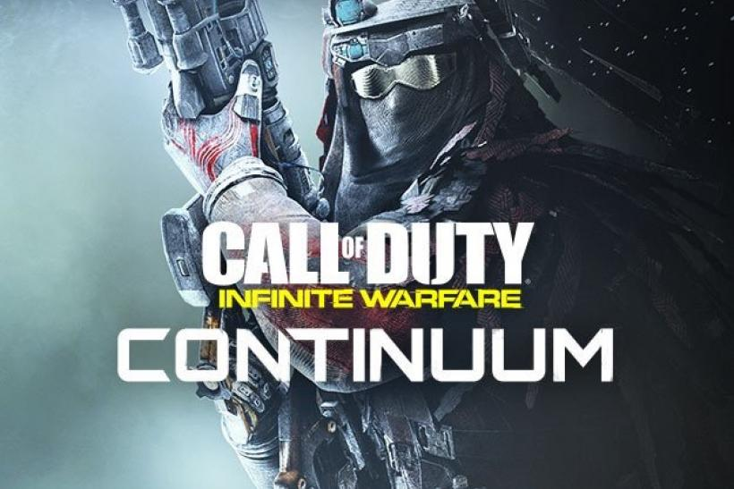 'Call Of Duty: Infinite Warfare' Continuum