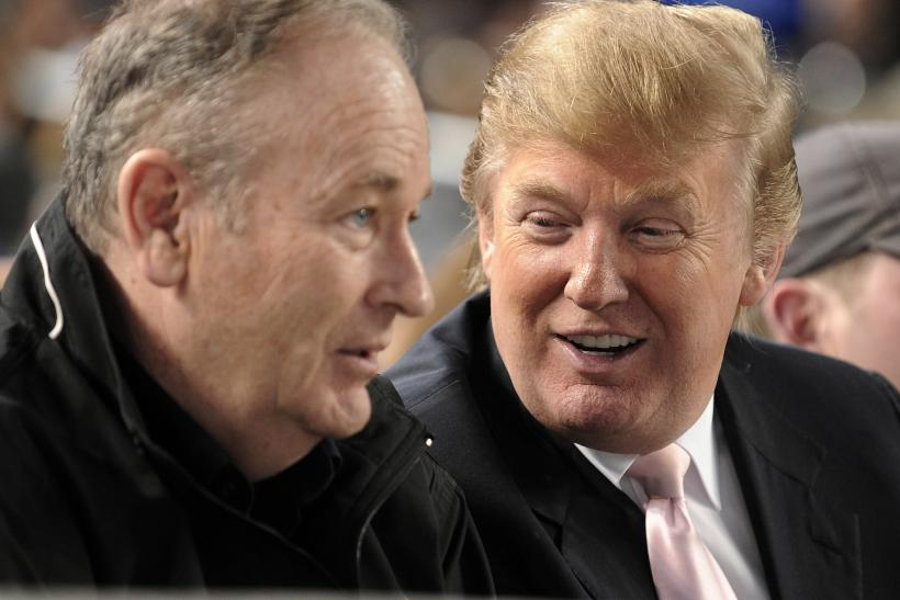 Trump and Bill O Reilly