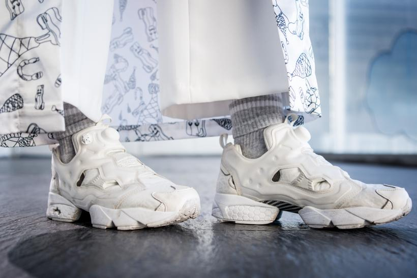 Reebok Cotton And Corn Sneakers Are Made Entirely From Plants b51dda32c