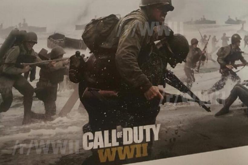 'Call Of Duty: WW2'