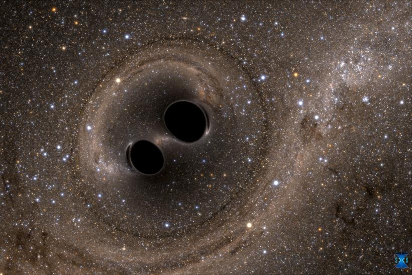 The Future Of The Sun: Massive Black Holes Dwarf The Entire Solar System