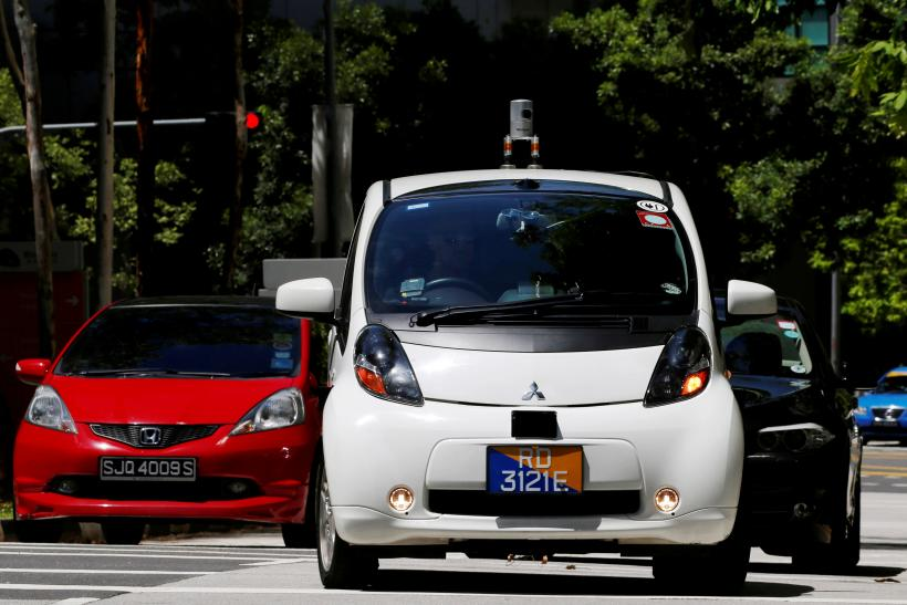 Didi Chuxing, Yandex Developing Self-Driving Technology To
