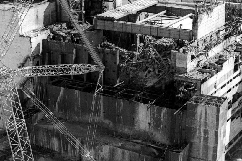 Chernobyl Pictures And Facts About Nuclear Disaster At Power