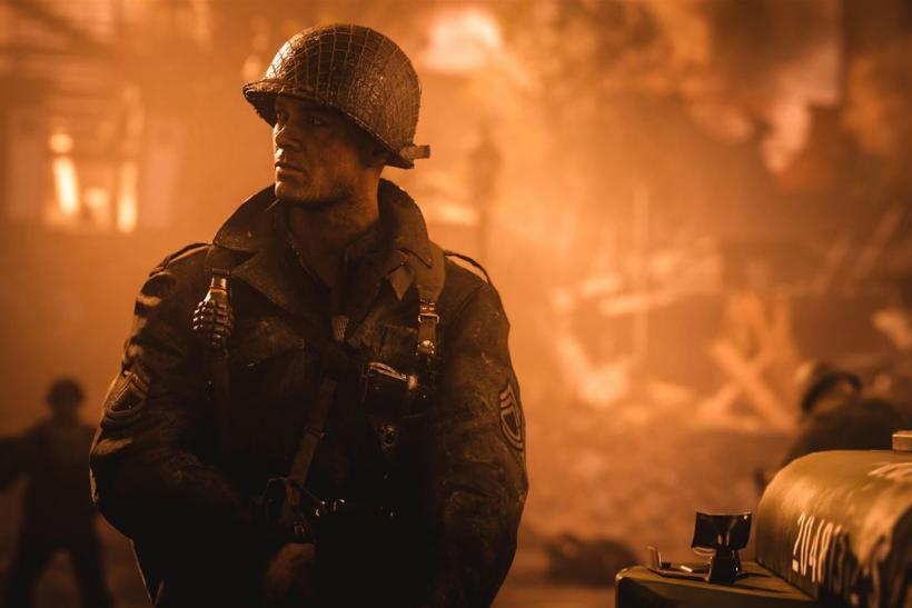 'Call Of Duty: WWII'