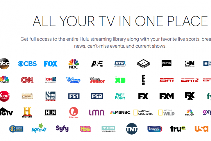 Hulu Launches Live TV Streaming: Channel List Includes HGTV