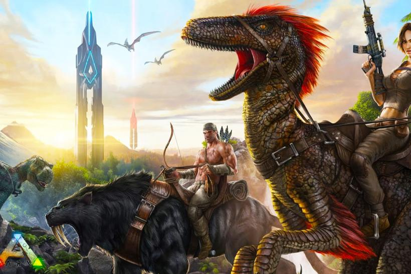 Ark: Survival Evolved' PS4, Xbox One Updates Release Today