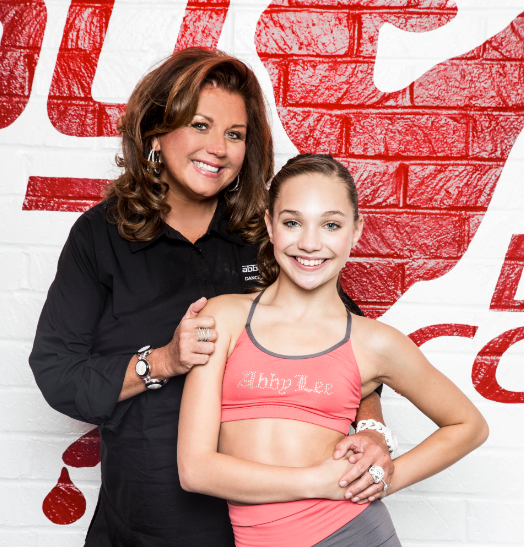 Abby Lee Miller Takes Credit For Maddie Ziegler's