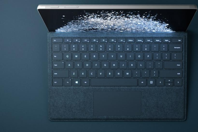 New Surface Pro 2017