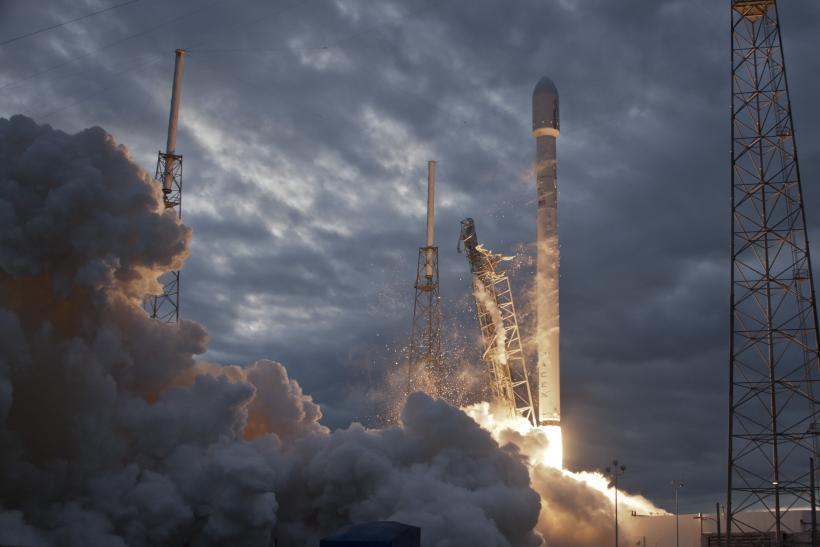 spacex 2014 launch