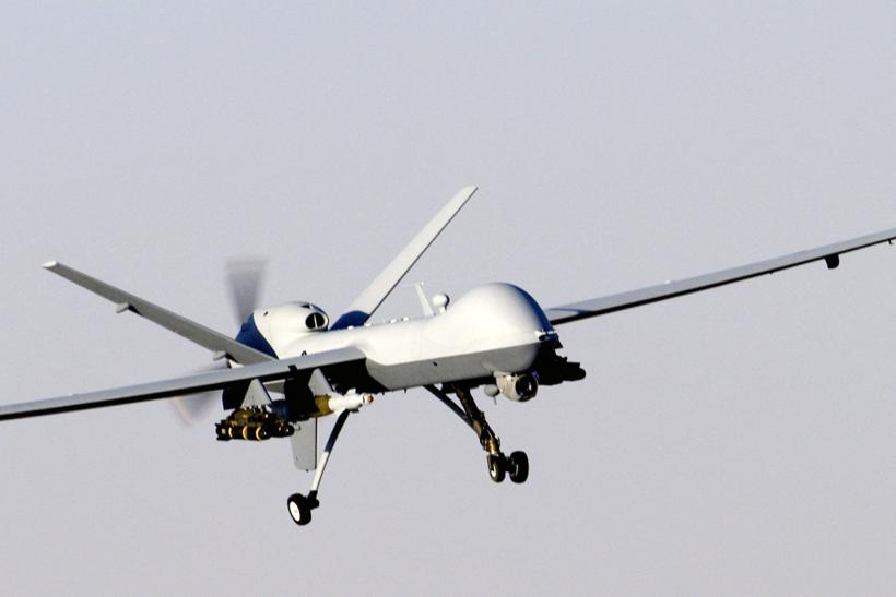 MQ-9_Reaper_in_flight_(2007)