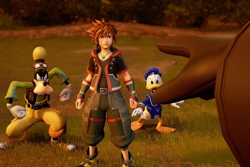 'Kingdom Hearts III'