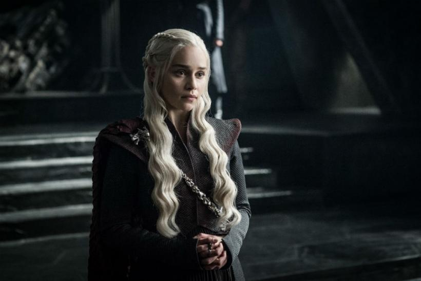 """Dany on """"Game of Thrones"""""""