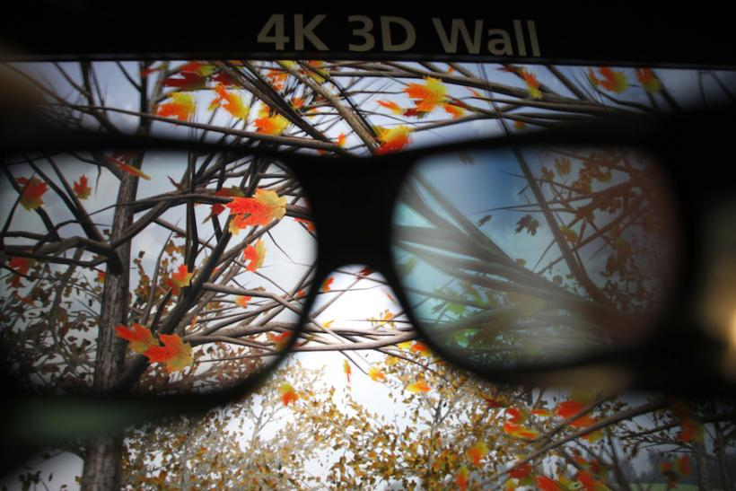 Study: Glasses-Free 3D TVs May Soon Be In Living Rooms