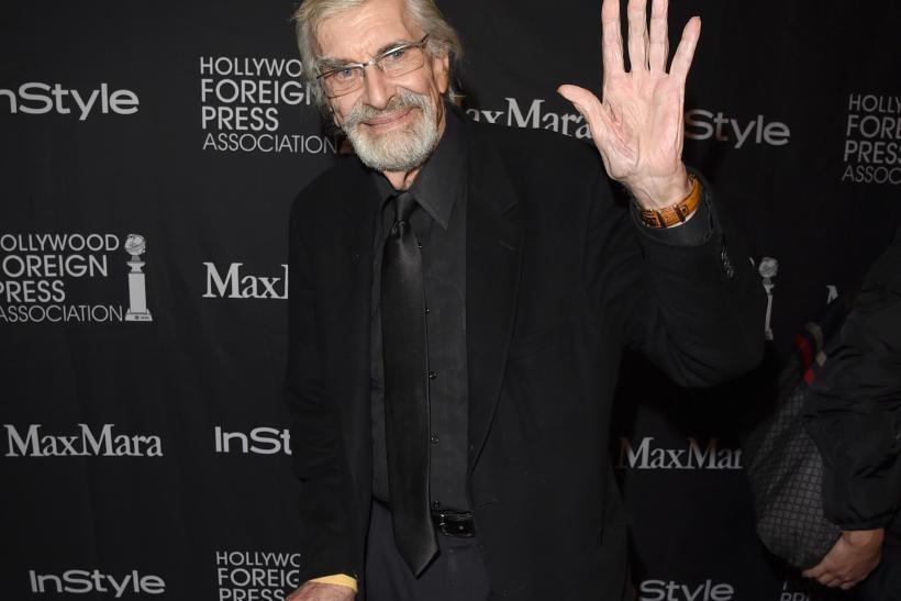 Fans say goodbye to Academy Award victor , 'class act' Martin Landau