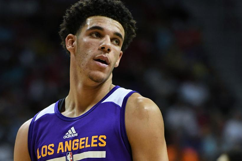 8d73ea9aeb8 Los Angeles Lakers News: How Good Is Lonzo Ball? Rookie Named MVP At NBA  Summer League