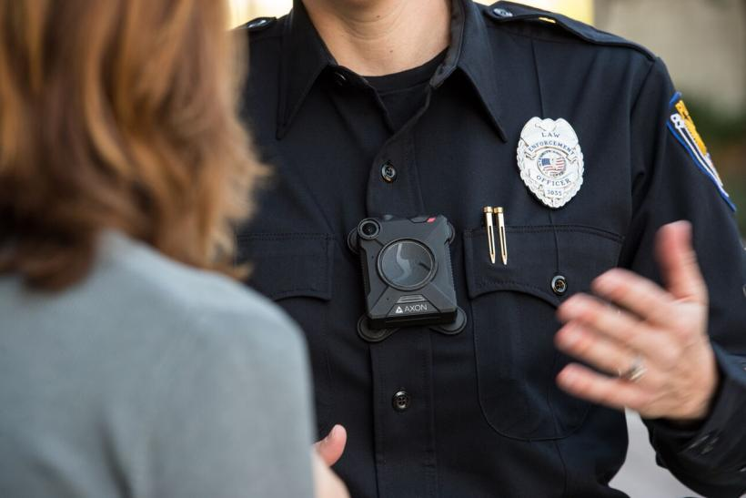 Police Body Camera Company, Axon, Is Vacuuming In Data, Stoking ...
