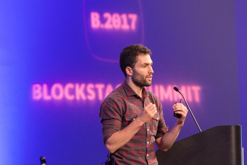 Ryan Shea, Blockstack co-founder