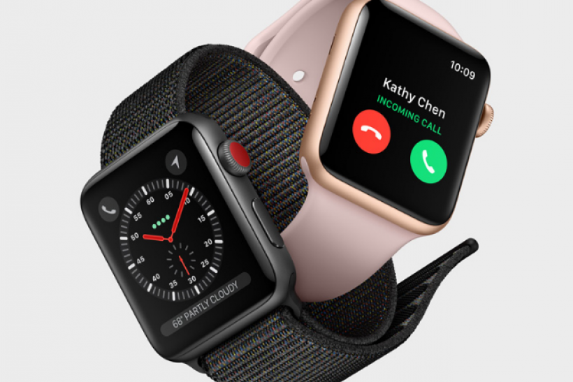 Apple Watch Series 3 Connectivity Problems Fixed In watchOS
