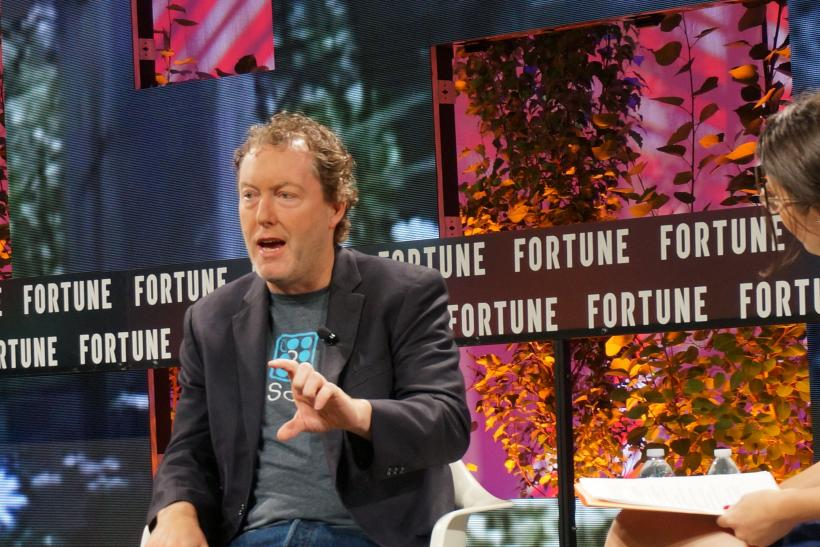 Mike Cagney, former CEO of the fintech giant SoFi